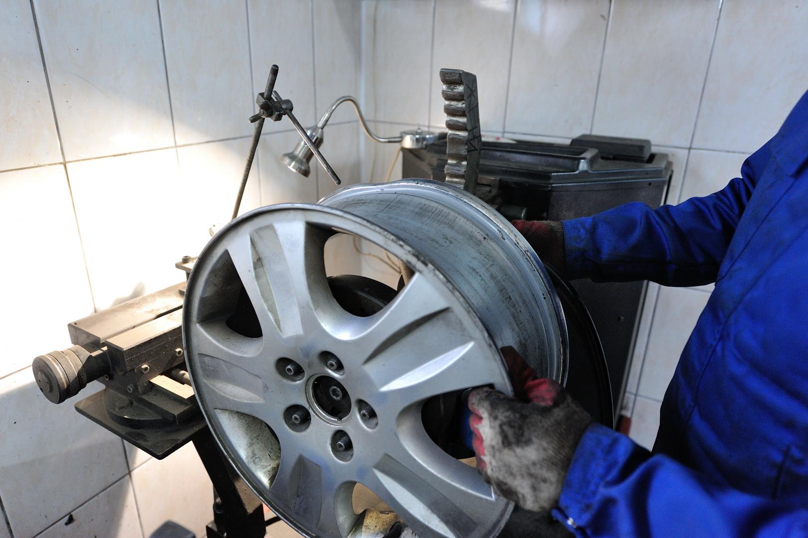 Как выполнить ремонт литых дисков своими руками - советы и 94