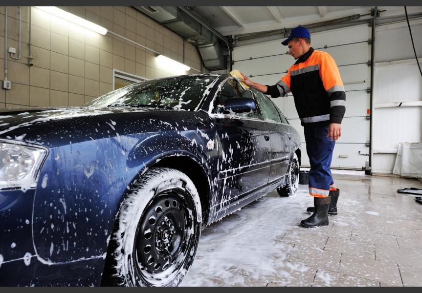 МОЙКА АВТО в Могилеве - Автомойка СПАС