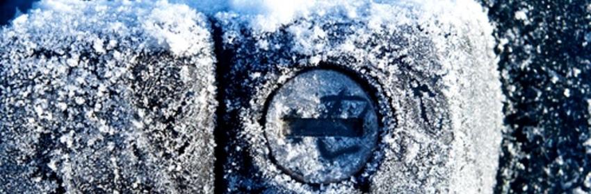 Как открыть замёрзший замок в автомобиле