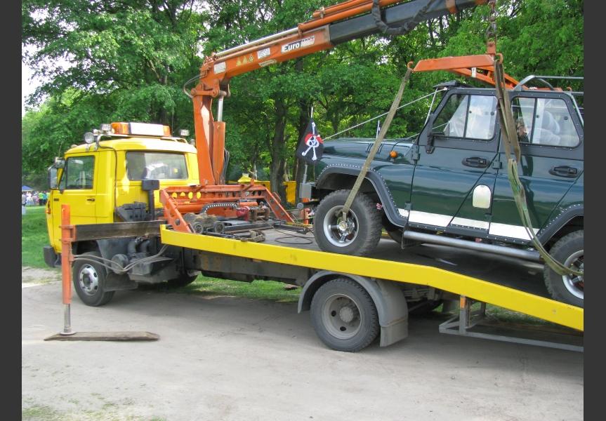Эвакуатор авто-машин в Могилеве