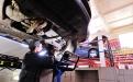 Развал схождение на СПАС-СЕРВИС в Могилеве