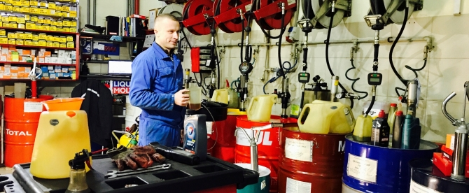 оборудование для экспресс-замена масла и технических жидкостей в Могилеве